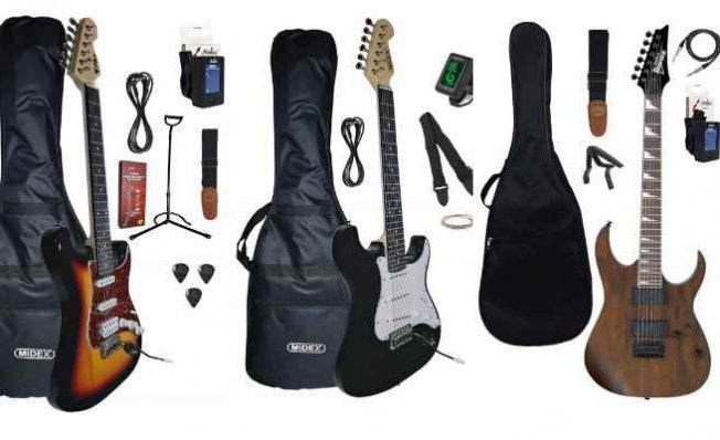 Elektro Gitar ve Klasik Gitar Tavsiyeleri ve Önerilen Markalar