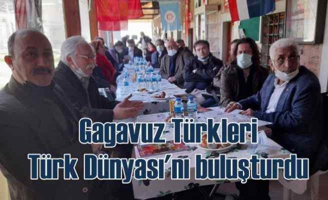 Gagauz Türkleri, Türk Dünyası'nı buluşturdu