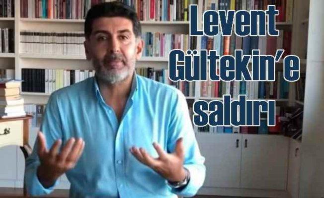 Gazeteci Levent Gültekin saldırıya uğradı