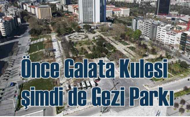 İBB | Gezi Parkı'na keyfi biçimde el konuldu