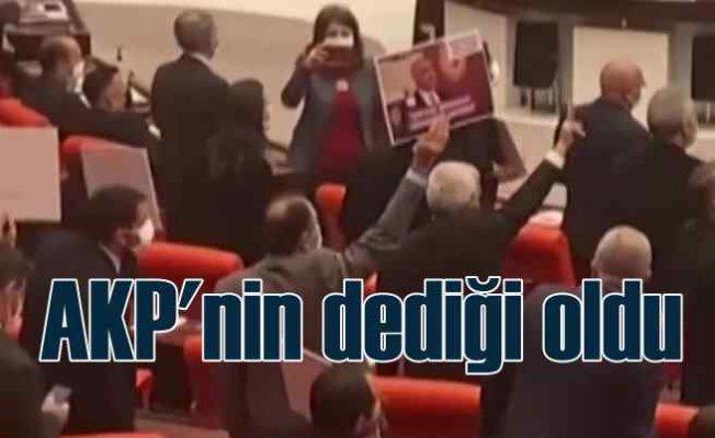 Meclis'te gergin saatler | Gergerlioğlu'nun vekilliği düştü