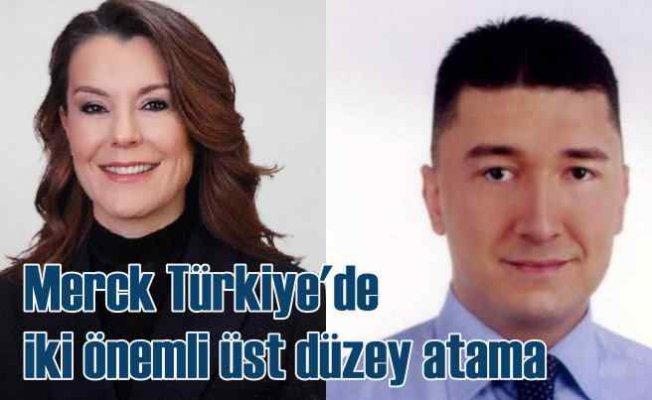 Merck Türkiye'den İki Önemli Atama