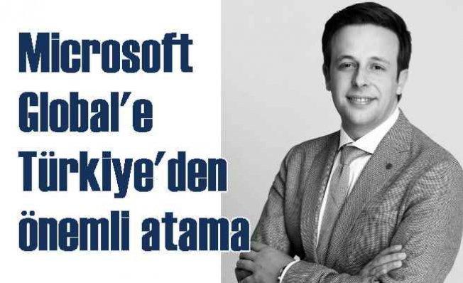 Microsoft global yönetimine Türkiye'den Kadir Şener atandı