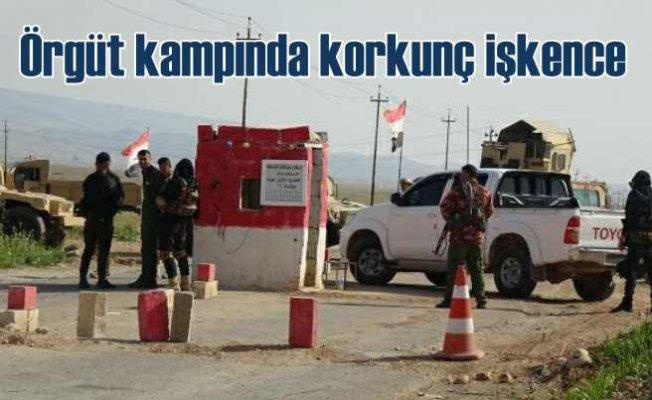 PKK'nın işkence görüntüleri izleyenleri isyan ettirdi