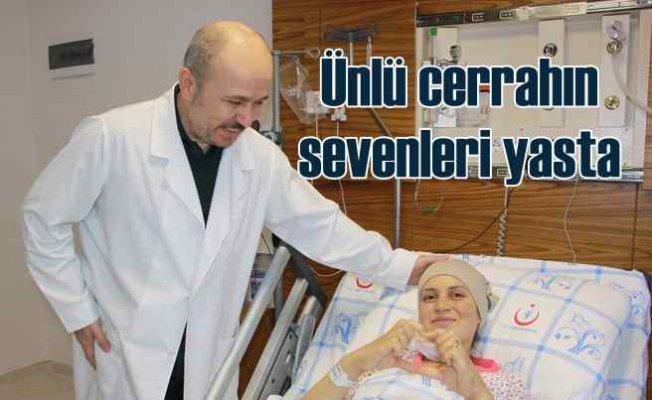 Prof. Dr. İlker Mataracı'nın ölümü sevenlerini yasa boğdu