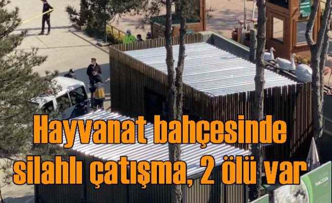 Salih Memişoğlu cinayeti | Hayvanat bahçesinde silahlı saldırı
