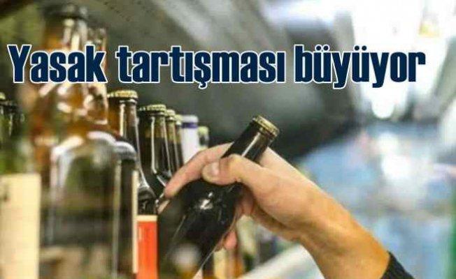 Alkol satışı yasak mı? | Bakanlık uyardı | Perdeleme geldi