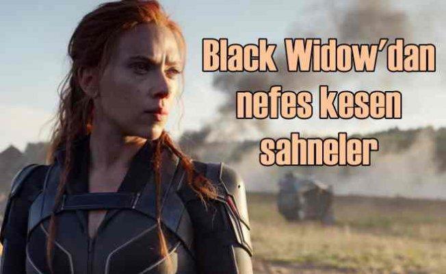 Black Widow'un yeni fragmanı yayınlandı
