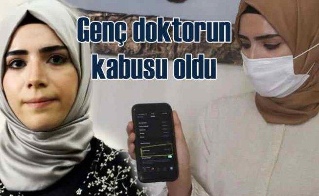 Doktor Hacer Demirel'i 1.570 ayrı telefondan taciz etti