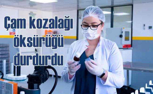Dr. Hande Karagedik geleneksel yöntemle öksürüğü durdurdu