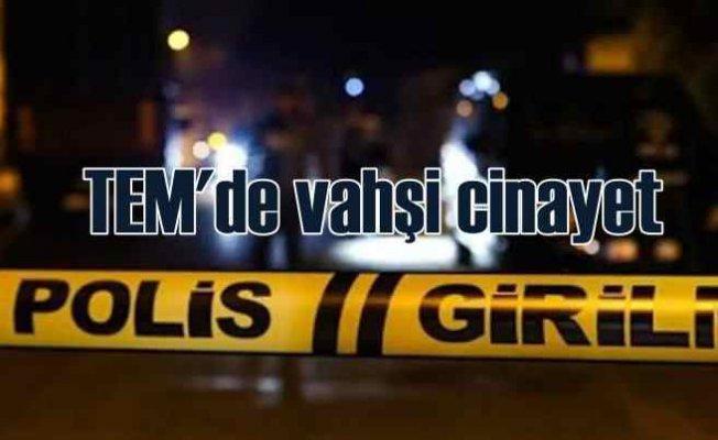 Emre Parladı Cinayeti | TEM Otoyolu'nda cansız bedeni bulundu