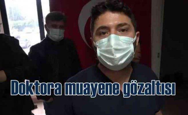 Hastanede savcı krizi   Doktora gözaltı iddiası
