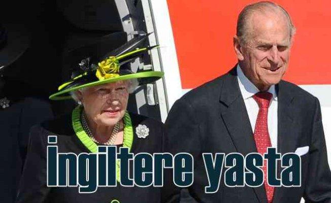 İngiltere yasta | Prens Philip 99 yaşında hayatını kaybetti