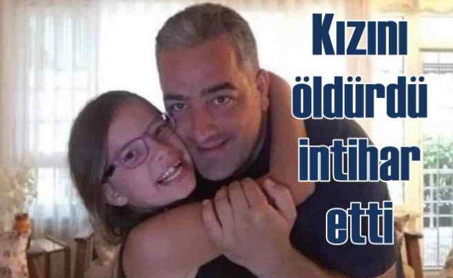İş adamı Cüneyt Yılmaz, kızı Zeynep'i boğarak intihar etti
