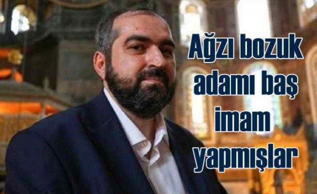 Mehmet Boynukalın'dan ayıp sözler   Buadam nasıl imam olmuş?
