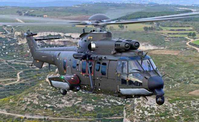Singapur, ilk H225M helikopterini teslim aldı