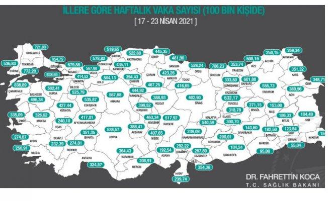 Türkiye tam kapanmaya gidiyor   21 gün evlerdeyiz