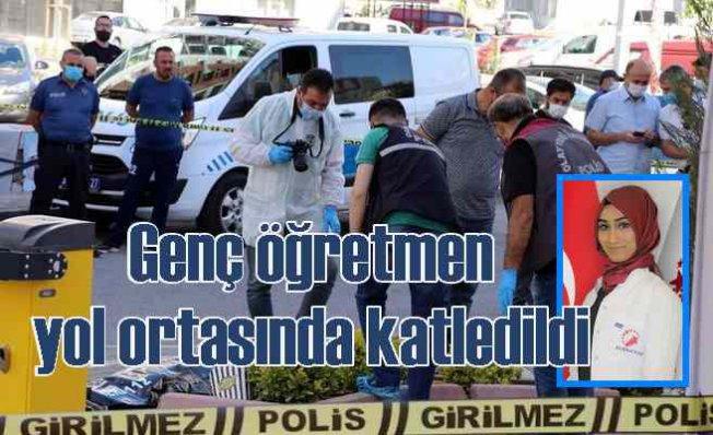 Arife Nur Sarıoğlu cinayeti | Takıntılı aşık kurşun yağdırdı