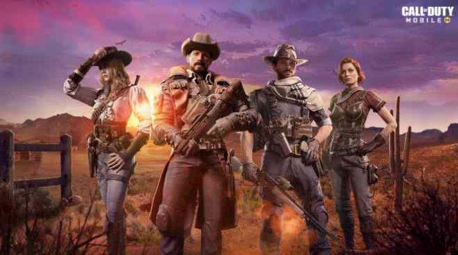 Call of Duty | Mobile'da Vahşi Batı rüzgarları esecek