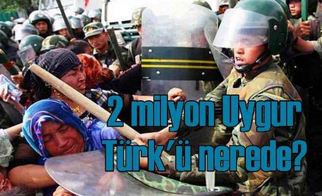 Doğu Türkistan'da Çin zulmü | 2 milyon Türk esir kampında
