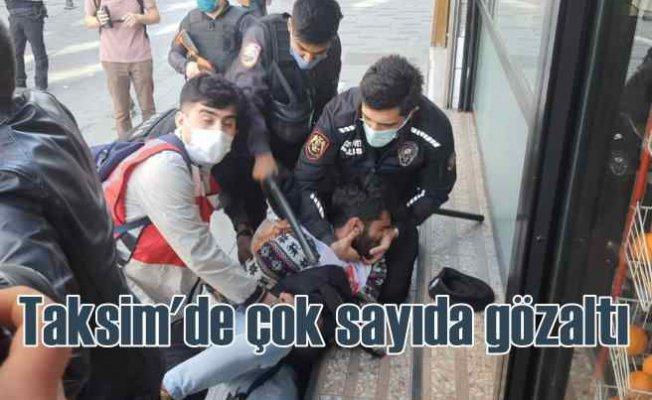 İstanbul ve Ankara'da 1 Mayıs gözaltıları