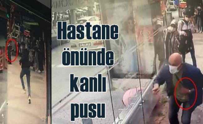 Metin Atay cinayeti| Husumetlisi tarafından hastane önünde vuruldu