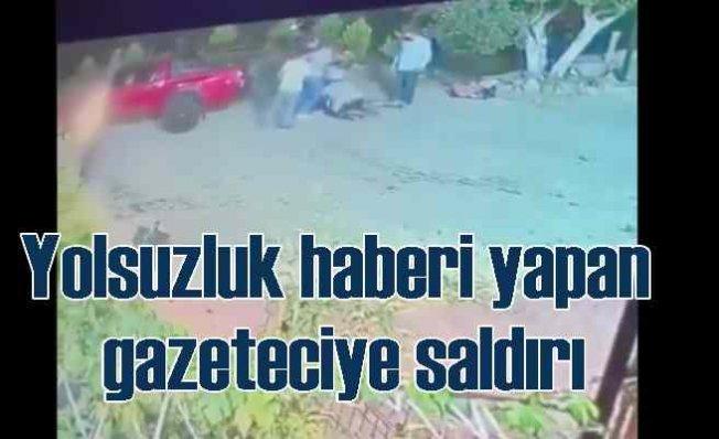 Osmaniye   Yolsuzluk haberi yapan muhabirin evini polis bastı