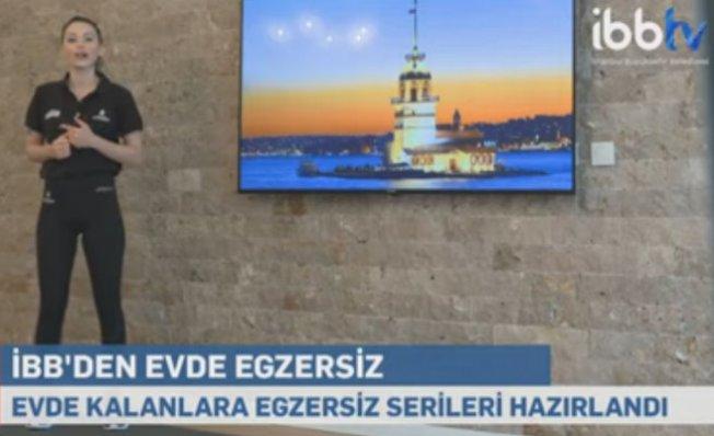 Pandemide İstanbullu'lar hareketsiz kalmadı