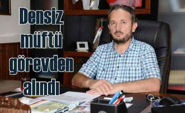 Türk düşmanı Akçakoca Müftüsü Şaban Soytekinoğlu görevden alındı
