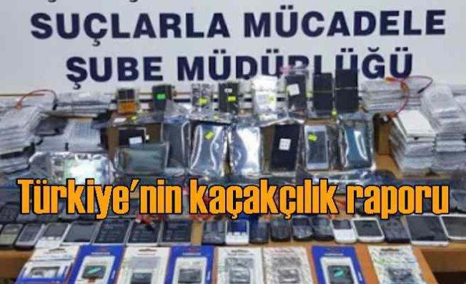 Türkiye'nin kaçakçılık raporu | 10 telefondan 8'i kaçak