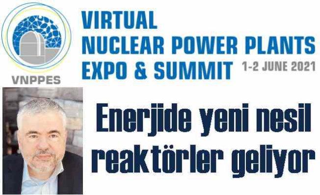2030'da 4. Nesil Reaktörler Geliyor