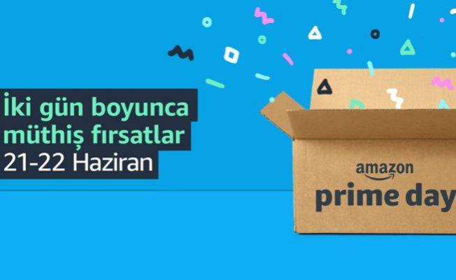 Amazon Prime Day başladı