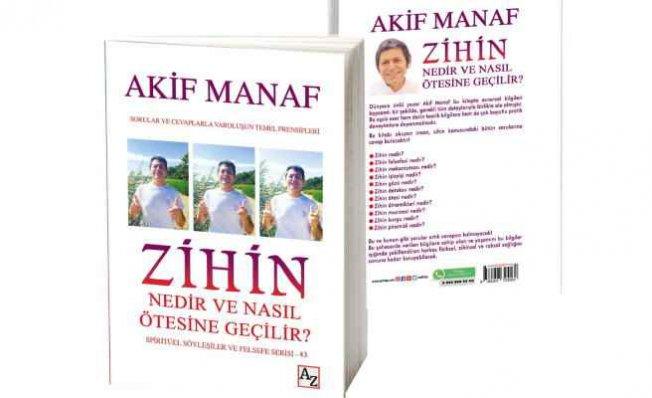 Dünyaca ünlü Yazar Akif Manaf'tan 77. kitap | Zihin