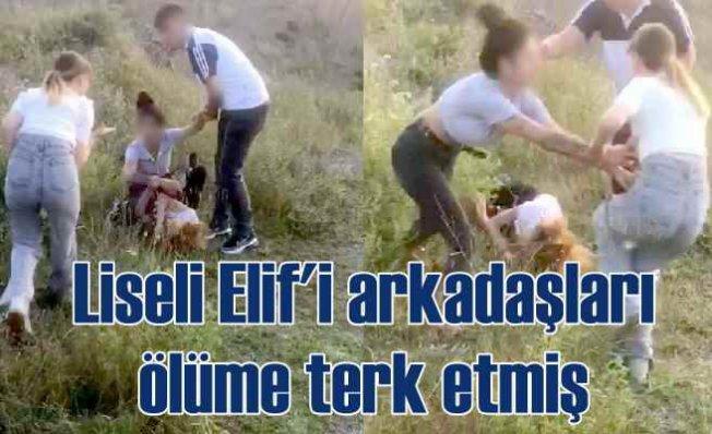 Elif Çakal Cinayeti   Genç kızı taş ocağında linç etmişler