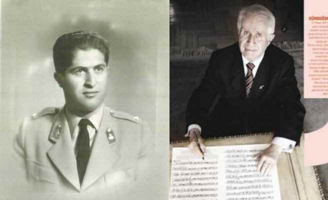 Emekli Yarbay ve Bestekar Gündoğdu Duran vefat etti