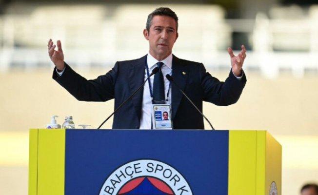 Fenerbahçe'de ikinci Ali Koç dönemi başladı