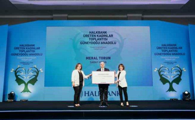 Halkbank kadın kooperatiflerine yeni destek ürünleri