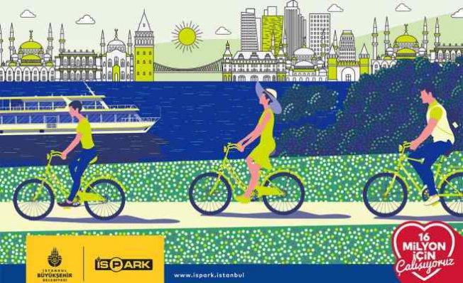 İBB İSBİKE Bisiklet okulu hayata geçiyor