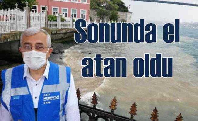 İSKİ, Boğaz'a atık su girişini kesecek