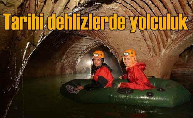 İstanbul'a hayat veren gizemli şehir | Tarihi kanallar kayıp