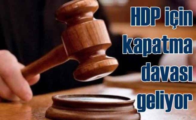 MHP'nin istediği oldu, HDP'yi kapatma davası
