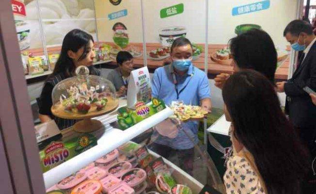 Muratbey'den yerli peynirlerle Çin çıkarması