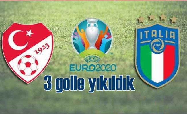 Türkiye - İtalya maçı | EURO 2020'ye kötü başladık