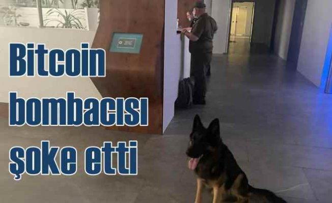 Fidye olarak Bitcoin istedi | Bombalı saldırı tehdidi
