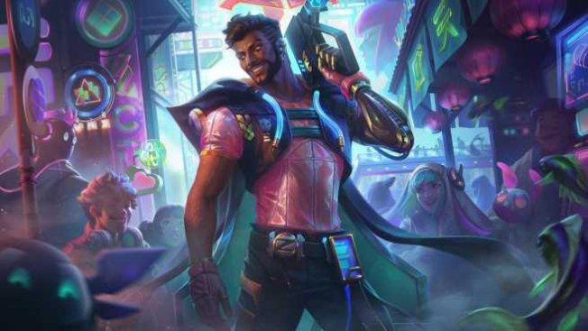 League of Legends'a Yeni Şampiyon | Akshan