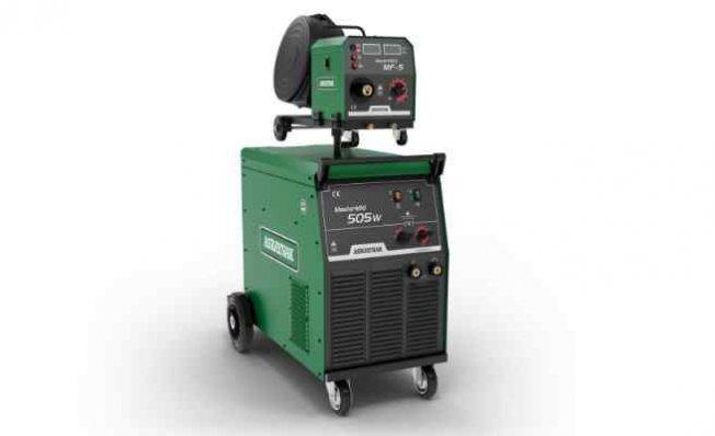 Lincoln Electric'ten yerli üretim kaynak makinesi | MasterMIG 505W