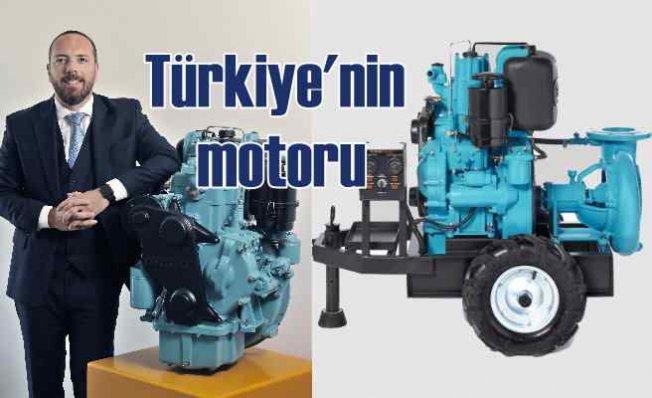 Özgün Türk Motoru Erin Motor, denizcilik sektörünün yanında