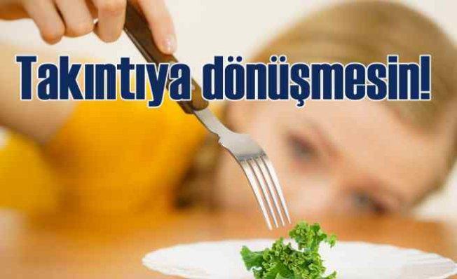 Sağlıklı Beslenme Alışkanlığı Takıntılı Bir Davranışa Dönüşmemeli
