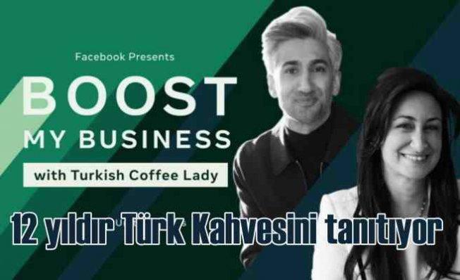 Turkish Coffee Lady   Gizem Şalcıgil White'in 12 yıllık serüveni