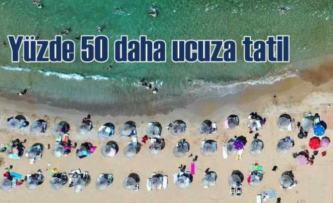 Türkiye'nin en ucuz tatil yeri   Karar vermediyseniz mutlaka arayın